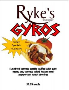gyros